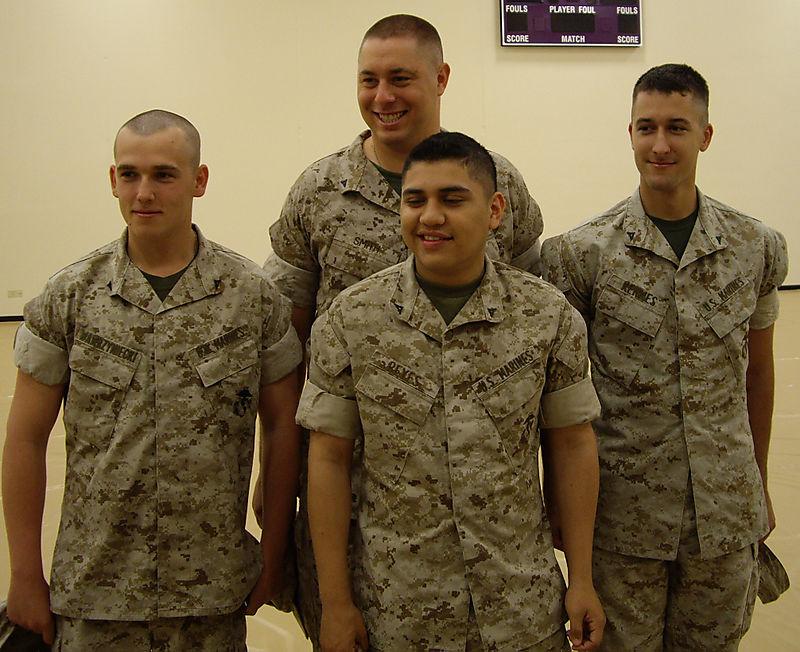 Real marines Nude Photos 37