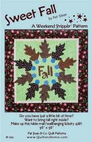 Sweet Fall pattern