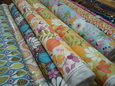 Oilcloth rolls