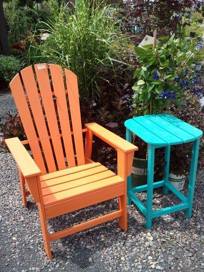 Fiesta chairs 1