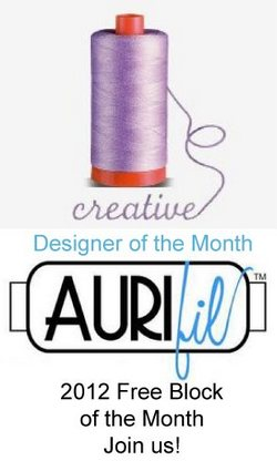 2012 aurifil designer button