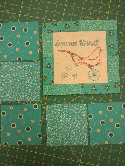 Snowbird pattern 1