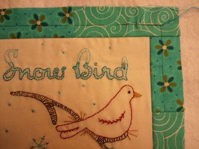 Snowbird pattern 7