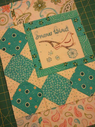 Snowbird pattern 10