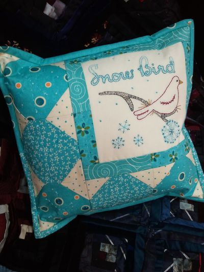 Snowbird pattern 12