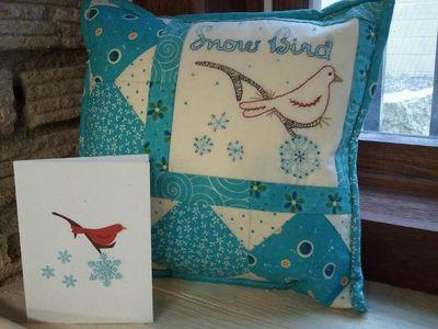 Snowbird card
