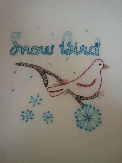 Snowbird pix