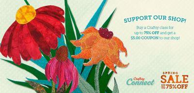 Craftsy Spring 3 FB_april_sale_1-3