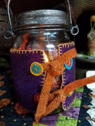 Sizzix jar wrap 4