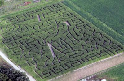 Grandpa Waldoch maze