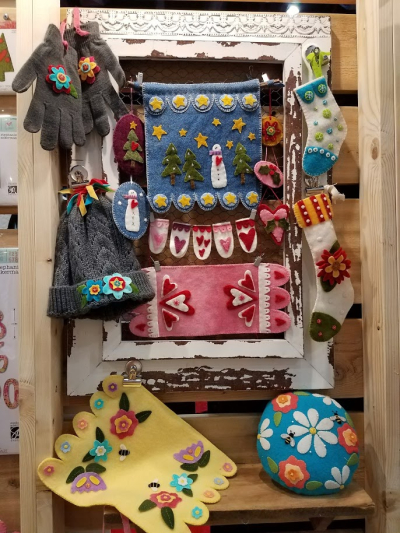 Sizzix F 2016 display