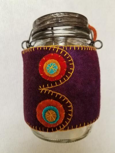 Sizzix jar wrap 6